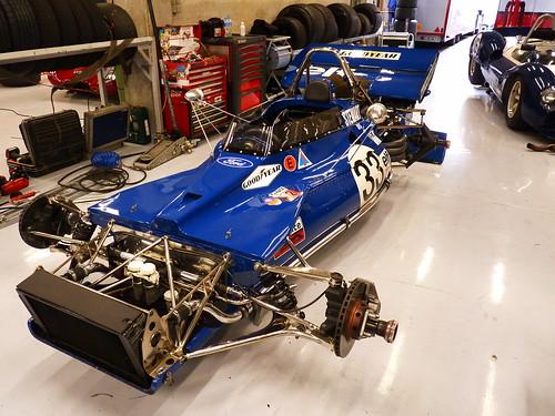 Tyrrell 001 1970