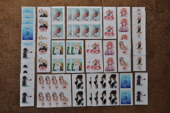 stickerpack from Redbubble.com (Vinylone AFS-UTS) Tags: stickerpackfromredbubblecom monstergirlsanimestickers gerneralanime art stickers mikasaackermanstickers attackontitanstickers gcgirlanime sticker animegirlcharactersplashingintheseasticker psycho pass anime