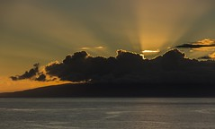 Every cloud.... (keith rutter) Tags: sunset tenerife 6d clouds la gomera canon 70200f4