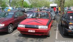 Citroën BX (XBXG) Tags: bjg386 citroën bx citroënbx citromobile 2006 citro mobile veemarkt utrecht nederland holland netherlands paysbas old classic french car auto automobile voiture ancienne française france frankrijk vehicle outdoor