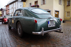 Aston Martin DB 2/4 MK II (Andrea the sleeper) Tags: tickford coachwork coppa doro delle dolomiti cortina dampezzo aci asi storico race gara regolarit rare car cars historic barn find