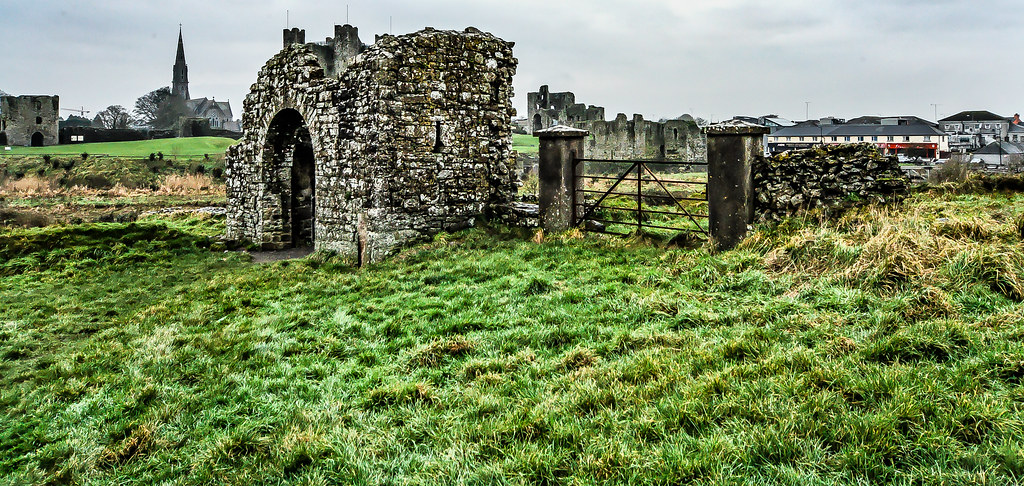 TRIM CASTLE AND NEARBY [COUNTY MEATH]-123615