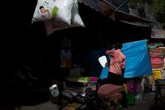 (www.pushkarrajsharma.com) Tags: streetphotography streetphotographydelhi streetcolor karolbaghmetrostation shadowplay