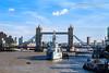 HMS Belfast vor der Tower Bridge (compidoc) Tags: towerbridge schiff gegenstaende grossbritannien london wasser themse boat boot containerriese containerschiff dampfschiff greatbritain kanu kreuzfahrtschiff ozeandamper schlauchboot segelboot speedboot water england vereinigteskönigreich gb