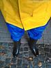 Colourful (northseaboy) Tags: gummistiefel gummistövlar gayrubber green grün gummihandschuhe gelb gloves gummireitstiefel regenzeug rubberboots wellies wellingtonboots wald waders watstiefel wasser wathose water hunter century strand sand regenhose regensachen river rubber rainwear regenjacke rainpants camo rhein helly hansen bach