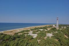 Darss Lighthouse panorama (Damian B.) Tags: panorama landscape darss darsser baltic dars germany lighthouse ort sea prerow ahrenshoop erholung baden schwimmen natruschutz strand wandern leuchtturm