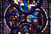 stained glass in Chartres Cathedral, France (Hipster Bookfairy) Tags: cathdral glass biblical