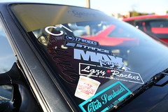 IMG_4182 (i_am_lee_sam) Tags: jdmchicago jdm chicago import modified car meet auto tuner 2016 hoffman estates sticker decal