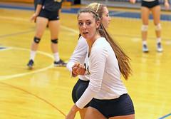 IMG_7838 (SJH Foto) Tags: girls volleyball high school york delone catholic team teen teenager substitution sub rotation