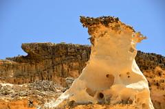 Los Boquetes, rotsformatie, Fuerteventura 2015 (wally nelemans) Tags: fuerteventura canaryislands islascanarias 2015 canarischeeilanden rotsformatie losboquetes