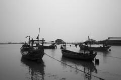 Fishing village (lukman.albertm) Tags: boat fishing village traditional nelayan tangerang kapal
