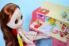 desk for dolls