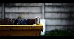 """Recycled ! (CJS*64 """"Man with a camera"""") Tags: junk nikon retro craig rubbish nikkor dslr skip 50mmf18d skipped cjs nikkorlens 50mmf18lens thrownaway sunter notwanted 50mmnikkorlens d7000 nikond7000 craigsunter cjs64"""