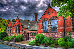 Lyceum, Port Sunlight (A Digital Artist) Tags: england raw village hdr wirral merseyside portsunlight 2015 leverbrothers lordleverhulme kevinwalker
