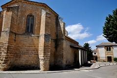 Astudillo (Palencia). Convento de Santa Clara (santi abella) Tags: españa palencia castillayleón astudillo