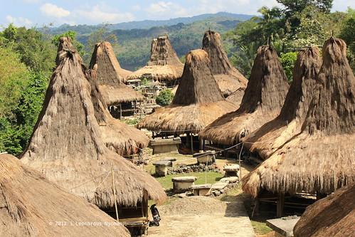 Prai Ijing village Sumba Island, East Nusa Tenggara