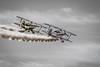 Action (bernd obervossbeck) Tags: plane action technik airshow oldtimer flugzeug doubledecker biplane stuntflying sauerland doppeldecker kunstflug flugshow acrobaticflight rennefeld sportflughafen