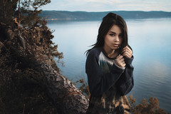 IMG_1889 copy (ivankopchenov) Tags: portrait people girl forest outdoor