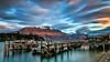 Lake Wakatipu Sunset (Sir Mervs) Tags: longexposure sunset newzealand vacation lake nature clouds landscape outdoor lakeside snowcapped adventure queenstown pk lightandshadow pinoy lakewakatipu canonefs1022mmf3545usm inexplore pinoykodakeros sirmervs canon70d