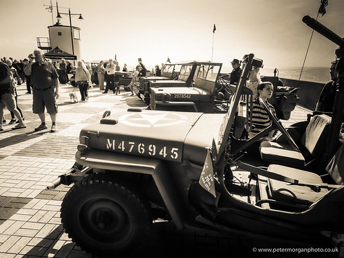 SS Cato ceremony, RNLI Station, Porthcawl