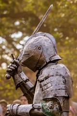 Knights in Combat (James Billson) Tags: horses sports minnesota canon cosplay knights mounted combat swords armour renaissance weapons midieval shakopee minnesotarenaissancefestival 60d