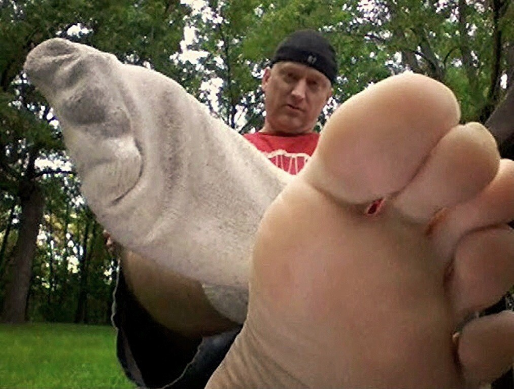Gay Male Foot Fetish Story