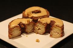 Horchata Caramel Cronuts (Kimberly C. Lee) Tags: dessert manhattan soho caramel doughnut pastry croissant horchata nycfood puffedrice ricekrispie dominiqueansel dominiqueanselbakery cronut