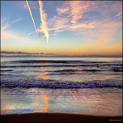 (2176) Primeres llums de l'alba (QuimG) Tags: naturaleza nature sunrise landscape golden alba sony natura paisaje amanecer paisatge cullera valncia pasvalenci specialtouch quimg poblesdevalncia aiguaicel quimgranell joaquimgranell afcastell obresdart