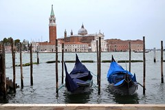 Venezia (a través de mí) Tags: venice italy italia gondola venecia venezia gondole