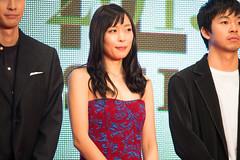 "Kurokawa Mei ""Tokyo Sunrise"" at Opening Ceremony of the 28th Tokyo International Film Festival"