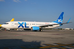 D-AXLE 14072007 (Tristar1011) Tags: boeing bru 737800 ebbr brusselsairport daxle jetairfly xlcom