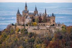 Hohenzollern (ShimmyGraphy) Tags: autumn castle fall de landscape deutschland lumix herbst historic alb horn burg lichtenstein historisch badenwürttemberg schwäbischealb 2015 swabian schwäbische hechingen hohenzollern zeller gh4 zellerhorn shimmygraphy