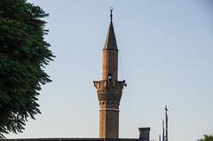 Konya - Alaeddin Mosque Minaret Alaeddin Park (Le Monde1) Tags: turkey nikon minaret islam mosque restoration sultan turkish dervish anatolia moslem whirlingdervishes alaeddin sinanpasha d7000 lemonde1 hasanpasha fatmahtun alaeddinpark