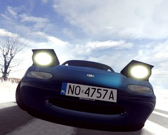 Mazda MX-5 (Sim Racing Georgia) Tags: car free simulator racer
