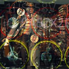Code Breaking (Lemon~art) Tags: code war wwii bombe turing bletchleypark codebreaker