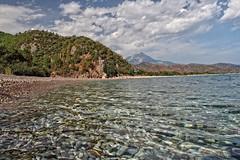 Olympos Beach near Cirali (s_wh) Tags: cirali trkei lykien olympos baraka house turkey lycia chimera