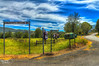 Gearys Crossing Road (Post Boxes) (Kev Walker ¦ 8 Million Views..Thank You) Tags: trees sky panorama lake water canon dam widescreen australia nsw fields 1855mm hdr lakestclair hunterregion kevinwalker glenniescreekdam canon1100d