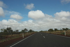 240 km marker (iainrmacaulay) Tags: highway australia barkly