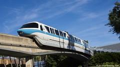 Monorail Monday (jbwolffiv) Tags: monorail monorailmonday epcot futureworld disney disneyworld disneywdw d7200 wdw waltdisneyworld wolff nikon johnwolff