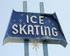 (Casey Lombardo) Tags: iceskating skatepalace rink skatingrink culvercity closed signs sign signage oldsigns vintagesigns letters lettering