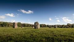 Stanton Drew - Historical Stone Circles (Scott Bunker) Tags: stantondrew nikon d5000 scenic landscape stonecirles stonehenge