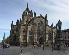 St Giles Cathedral, Edinburgh (Baz Richardson (trying to catch up)) Tags: scotland edinburgh stgilescathedraledinburgh cathedrals churches theroyalmile