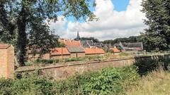 Kitchen Garden of the Beguinage in Diest (BE) (CosmoClick) Tags: garden begijnhof beguinages diest medieval cosmoclicky belgium kitchengarden moestuin