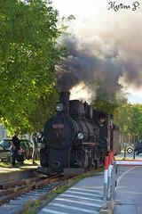 Bummelzug...on Sundays (martinap.1) Tags: bummelzug feistritztalbahn weiz styria steiermark sterreich austria nikon d3300 55200mm dampflok steam engine locomotive