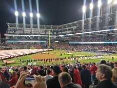 20161014_194425_Richtone(HDR) (reddawg5357) Tags: progressivefield clevelandindians cleveland clevelandohio chiefwahoo alcs indians tribetown tribetime mlb baseball bluejays