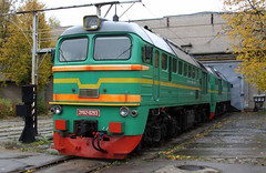2M62-0293 Dauguvpils, 05/10/16 (Richard.A.Jones Railways) Tags: 2m62