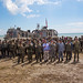 U.S., Malaysian troops pose for group photo at the conclusion of exercise Tiger Strike 16