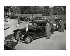 Vehicle Collection (2403) - Humber Pullman (Steve Given) Tags: workingvehicle automobile humber pullman limousine vietnam 1950s official australia