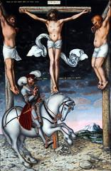Calvary (lluisribesmateu1969) Tags: 16thcentury cranach museodebellasartes sevilla