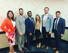 Some of the Los Angeles crew representing down in Tampa, Florida! We couldn't be prouder to represent our client, and we also couldn't be happier about how our meeting went! #olninc #businesstrip #businessprofessional #travel #growth #business (oln_inc) Tags: oln inc carson ca los angeles